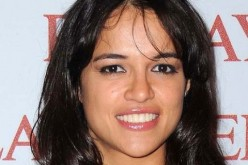 "Michelle Rodriguez's casting has been kept secret until now in the film adaptation of Yukito Kishiro's Japanese 1990s hit manga ""Alita: Battle Angel."""