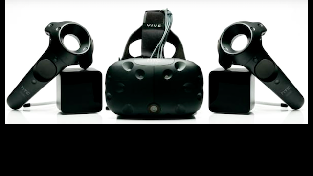 Vive 2 and next gen VR HMD for 2017