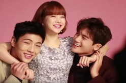Ji Soo, Park Bo Young and Park Hyung Sik star in the South Korean drama 'Strong Woman Do Bong Soon.'
