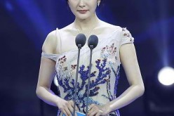 Chinese actress Yang Mi plays the role of the heroine in the TV show