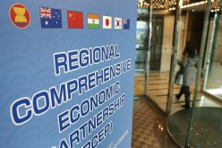 RCEP Talks in Kobe, Japan
