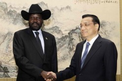 China, with its 40 percent stake in South Sudanese oil, is in a prime place to lead efforts to end starvation in poverty-stricken South Sudan.