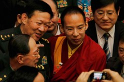 Describing the Communist Party's religious policies as beneficial to many Tibetans, the Panchen Lama's new year message spared no room for criticism.