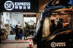 SF Express is now as valuable as Yahoo.