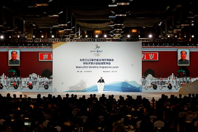 The Beijing 2022 organizing committee has commenced its worldwide recruitment.