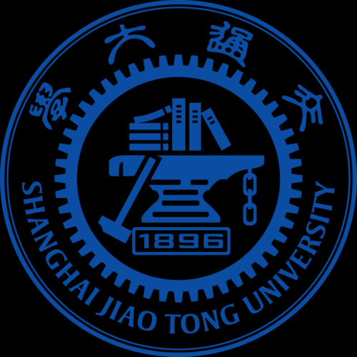 The Shanghai Jaio Tong University logo.