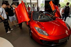 China's super rich have millions of disposable income and buy more luxury items.