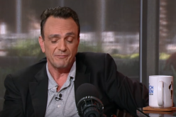 Hank Azaria, who voices various characters on 'The Simpsons,' appears as a guest on 'The Rich Eisen Show.