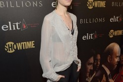 Asia Kate Dillon attends the Showtime and Elit Vodka hosted BILLIONS Season 2 premiere and party, held at Cipriani's in New York City on February 13, 2017 on February 13, 2017 in New York City.