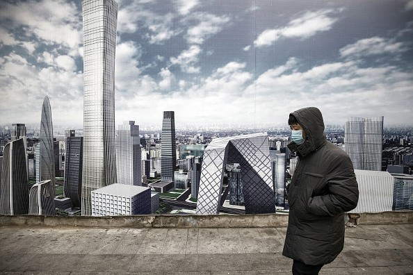 "China's smoggy skies will be ""blue again."""