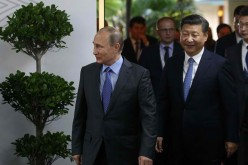 President Xi Jinping and Russian President Vladimir Putin are forging stronger ties with Pakistan.