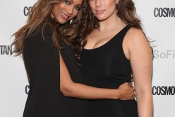 Supermodels Tyra Banks and Ashley Graham attend Cosmopolitan Fun Fearless Money 2016 on September 24, 2016 at Cedar Lake in New York City.