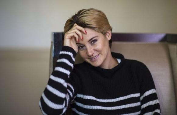 """Divergent"" actress Shailene Woodley has opened up about a new kind of sexuality - pansexuality."