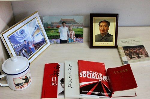 Expats admire Mao Zedong for his work and legacy.