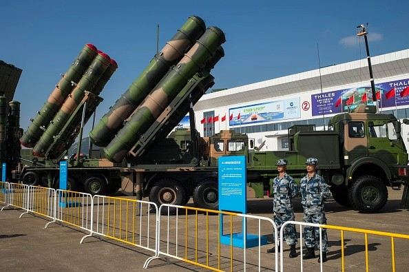 Chinese Air Defense Technology