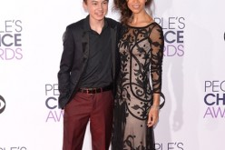 'The Fosters' stars Hayden Byerly and Sherri Saum attend the 2016 People's Choice Awards at Microsoft Theater on January 6, 2016 in Los Angeles, California.