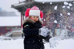 Many Chinese children are adopted by Canadian couples and are raised in Canada.