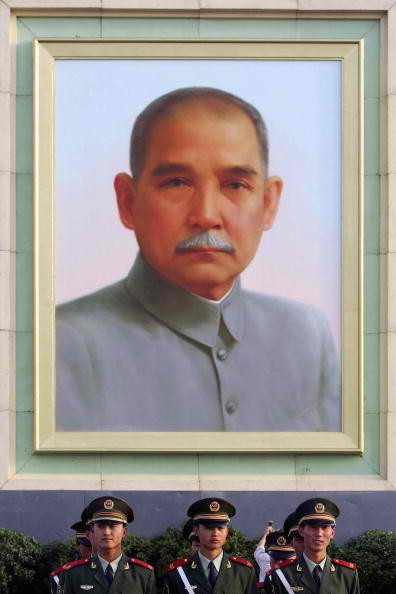 With all of China's grand commemorations for Dr. Sun Yat-Sen's death anniversary, such has not been the same in Taiwan.
