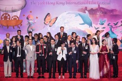 Hong Kong International Film Festival 2015