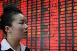 Chinese Stocks Rise