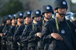 Heightened military patrols are now being implemented in Xinjiang because of worsening extremist activities in the region.
