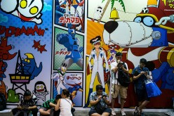Japanese Anime Craze Hits Hong Kong