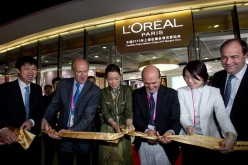 L'Oreal in China