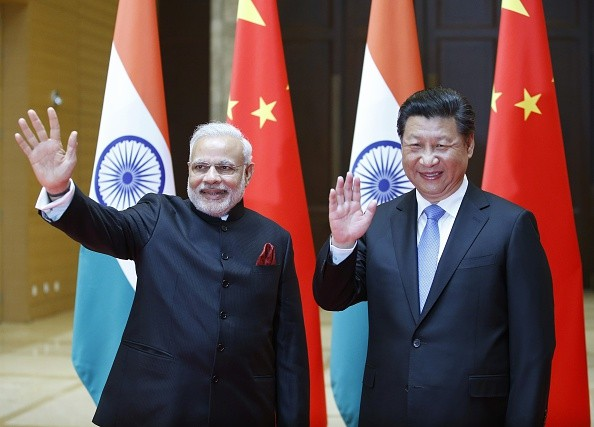 Chinese and Indian Leaders