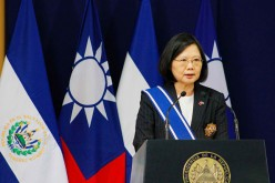 Relations between China and Taiwan have gradually worsened since the election of Taiwanese President Tsai Ing-wen.