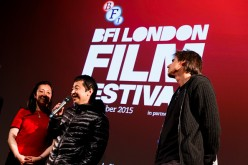'Jia Zhangke, A Guy From Fenyang' - Red Carpet - BFI London Film Festival