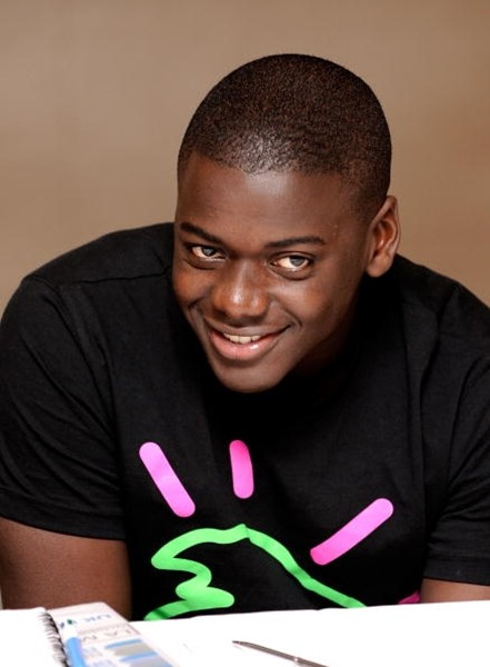 Daniel Kaluuya attends Breakthrough Brit Week roundtable discussion With Mark Wolfe And LeVar Burton at The London Hotel on November 3, 2009 in West Hollywood, California.