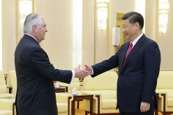 Tillerson to Xi: Trump looks forward to summit meeting with China.
