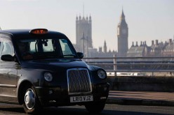 Geely opened its car factory in the U.K. to produce electronic taxis.