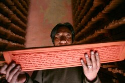 Located in Derge in the Kham region, the printing lamasery dates back to the early 16th century and continues to attract throngs of pilgrims to its hallowed halls.