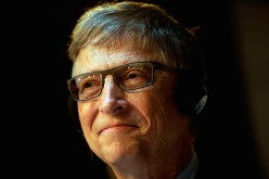 Microsoft founder and Gates Foundation chairman Bill Gates.