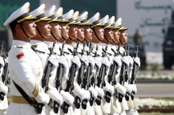 Chinese Troops Marched in Pakistan Day Parade