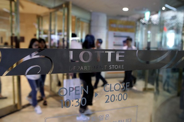 South Korean conglomerate Lotte has been badly hit by China's sanctions due to the THAAD issue.
