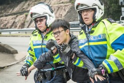 Hong Kong Student Activists Attempt To Intercept Chinese Leader's Motorcade