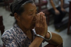 Christians Persecuted in China