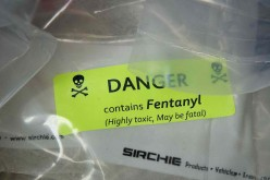 A shipment of fentanyl from China was intercepted in New York.