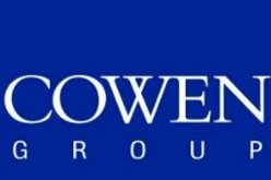 The Cowen Group logo.