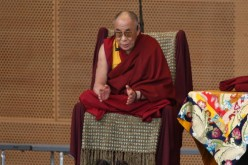The Dalai Lama Visits Chicago