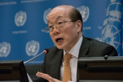 Chinese representative to the U.N. Liu Jieyi
