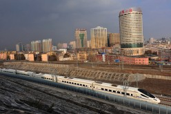 High-speed Railway in Xinjiang