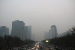 China's Worsening Air Pollution Problem