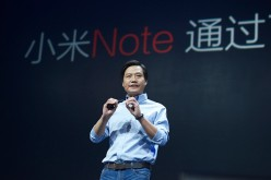 Xiaomi Corp co-founder Lei Jun
