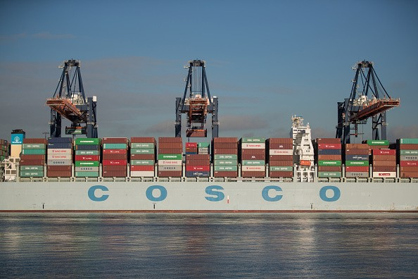 COSCO Opens a New Regional Service for North Europe and the Mediterranean