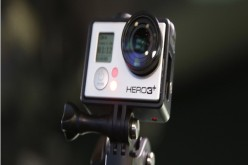 GoPro Hero 3+ is one of the best selling action cameras on the market.