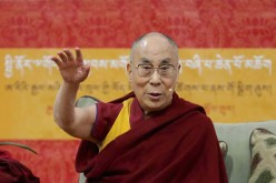 China said that the next Dalai Lama should be chosen by the Communist Party.