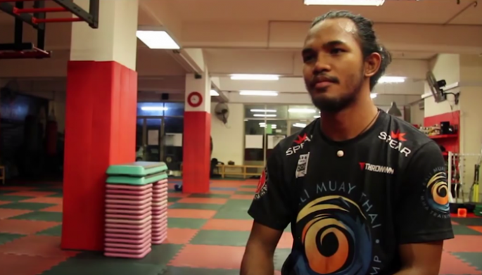 Muhammad Aiman is a mixed martial arts fighter born on Feb. 4, 1995 in Malaysia.